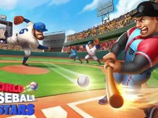 World Baseball Stars Android and ios 00