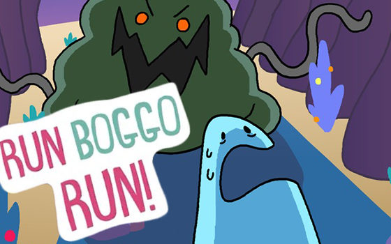 run boggo run title