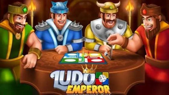 Ludo Emperor Title Card