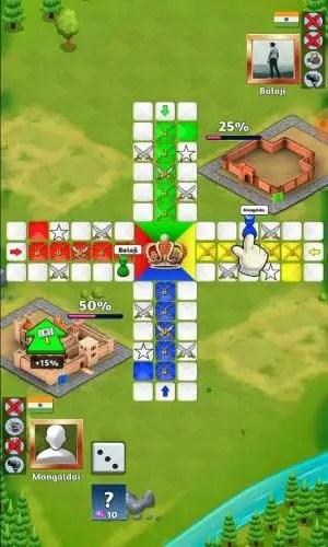 Ludo Emperor Gameplay