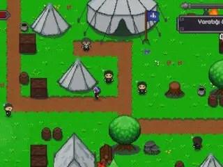 Zane Vengeance Adventure camp area