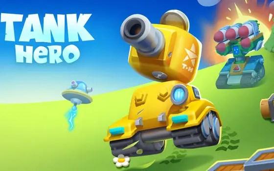 Tank Hero title
