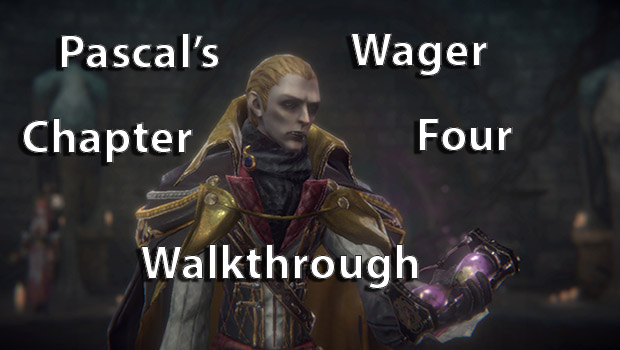 Pascal's Wager Chapter Four Walkthrough 00