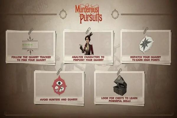 murderous pursuits 2