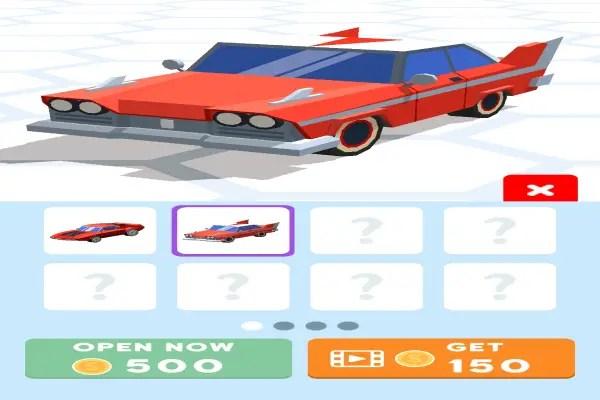 Race Arena Fall Cars 2