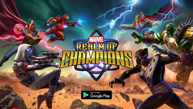 Marvel Realm of Champions Launches on Google Play Store 00