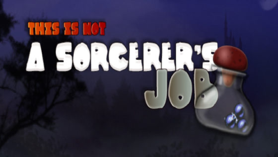 This is Not a Sorcerer's Job Title 00