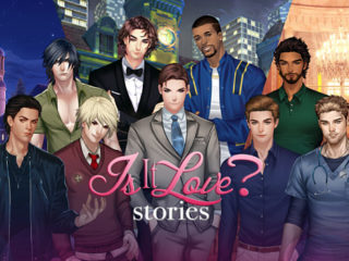 Is It Love? Stories title card