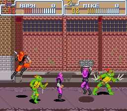 Hardcore Gaming 101 Teenage Mutant Ninja Turtles