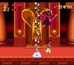 Image result for Aladdin SNES