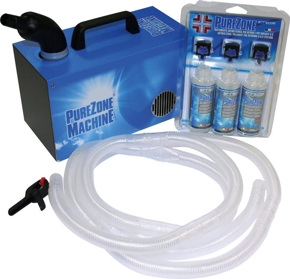 Nettoyage dsinfection et entretien des condenseurs vaporateurs et bacs  condensat