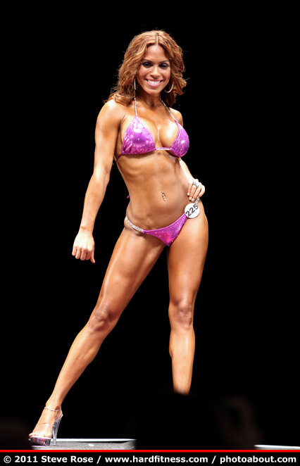 Angie Feliciano  twopiece  2011 NPC Nationals