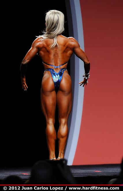 Larissa Reis - 2012 Olympia