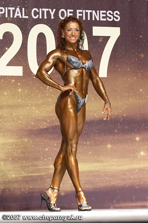 Hard Fitness Online Magazine Issue 44  Interview with Nelli Tsyshkevich by Anne Pietila