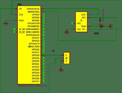 Block circuit diagram