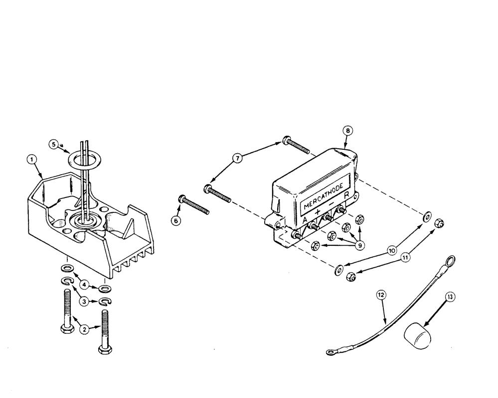 medium resolution of mercathode wiring diagram wiring diagram portal smartcraft wiring diagram mercathode wiring diagram