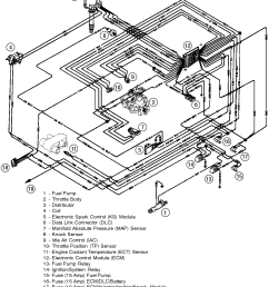 5 7lx efi 4 bbl tbi gm 350 v 8 1997 serial 0k001506 thru 0k999999 wiring harness efi  [ 1976 x 2354 Pixel ]