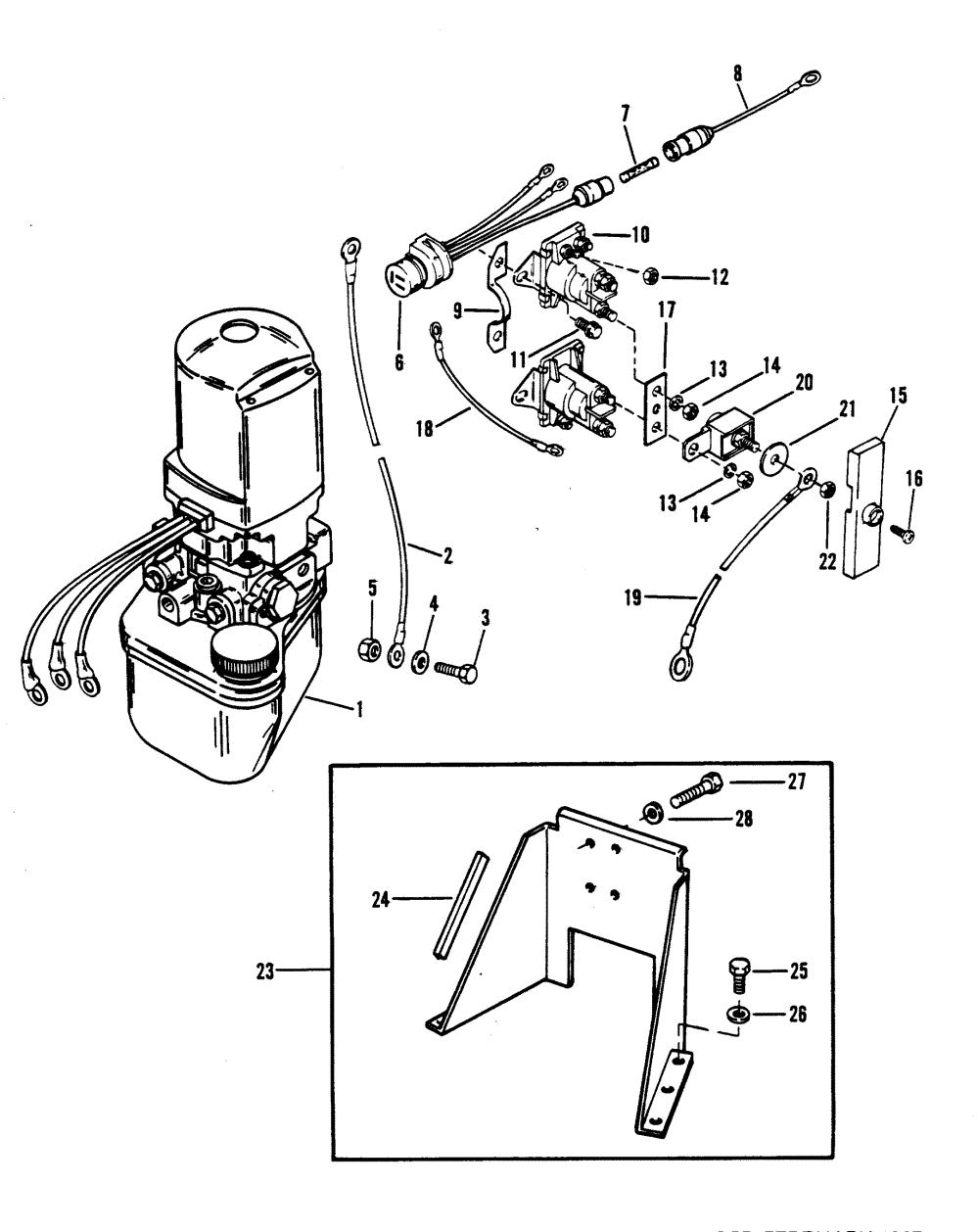 medium resolution of mercruiser trim wiring harness oildyne 38 wiring diagram mercruiser tilt trim wiring diagram mercruiser tilt trim