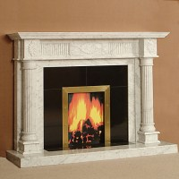 The Alexandria Marble Fireplace, Marble Fireplace Kilkenny ...