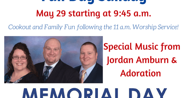 Hardin Valley Weekly Program 05-29-16