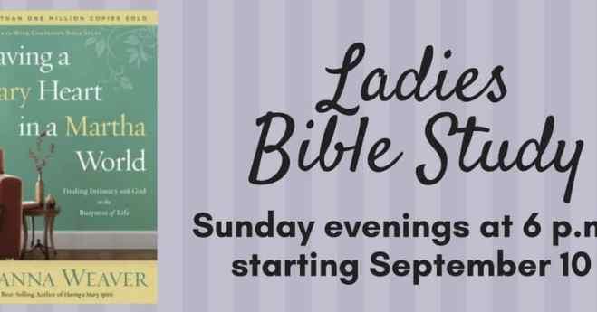 Hardin Valley Weekly Program & News 08-20-17