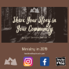 SAugust Sermon SeriesShare Your Story in your Community (1)