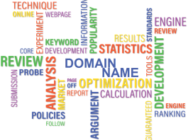 Domain Name Optimisation Image