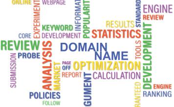 Domain Name Optimisation Image