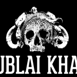 Kublai Khan í KVÖLD á gauknum!