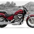 Honda shadow vlx 600 motorcycle exhaust american classic ii chrome