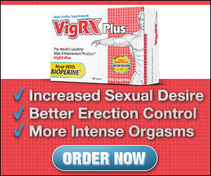 Vigrx Plus Male sexual enhancement pills