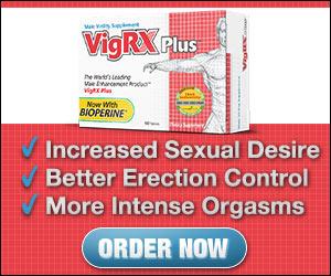 Vigrx Plus Male sexual enhancement pills