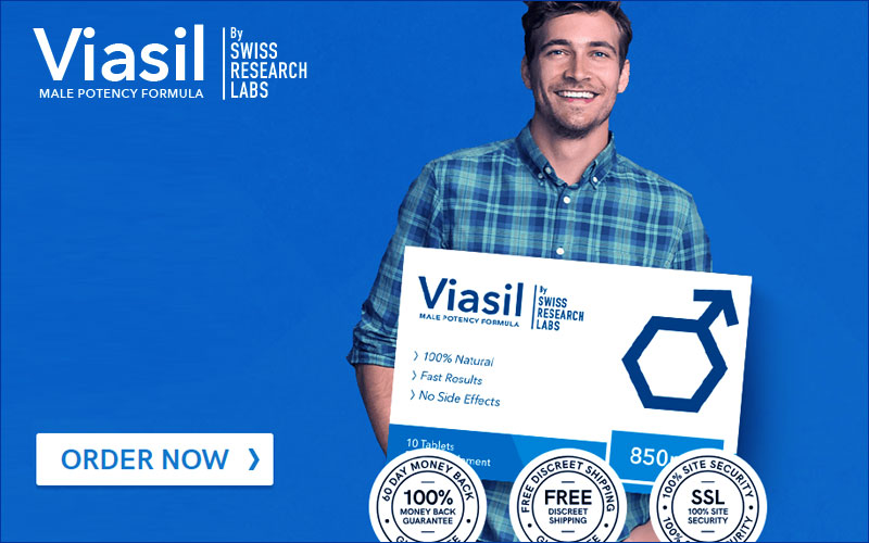Order Viasil Ed supplements online