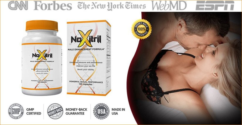 Noxitril benefits as seen on TV