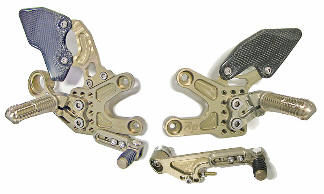 Attack Performance Rear Sets Rearsets Attack Rearset