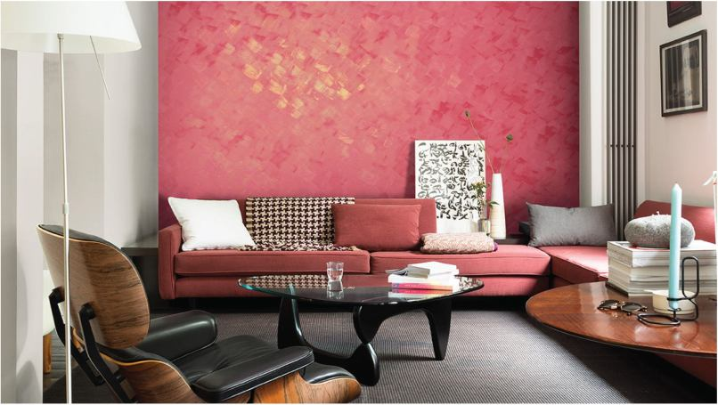 Dulux Texture Paint For Living Room | Nakedsnakepress.com