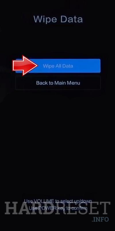 Hard Reset XIAOMI Redmi Note 8 Pro