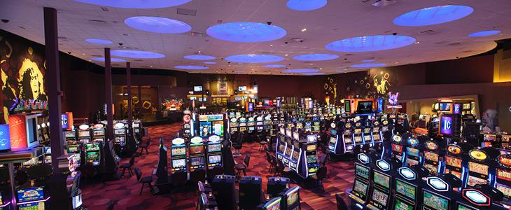Slots Slot Machines  Hard Rock Casino Vancouver
