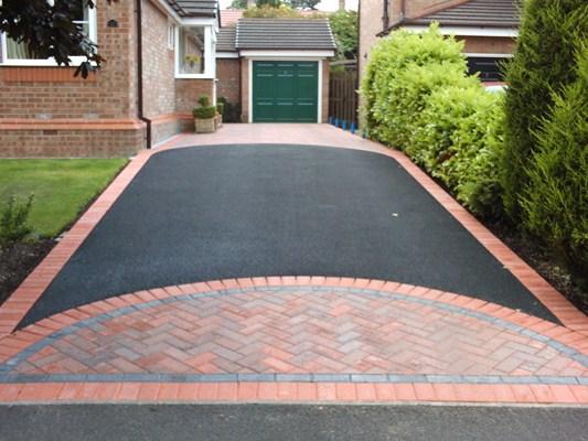 hardscape block paving & driveways