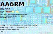 EQSL_AA6RM_20160501_062700_40M_JT65_1