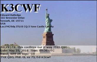 EQSL_K3CWF_20160525_093200_40M_JT65_1