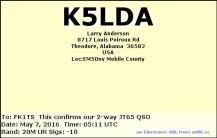 EQSL_K5LDA_20160507_050800_20M_JT65_1