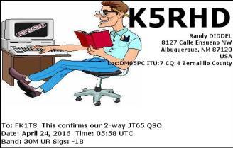EQSL_K5RHD_20160424_055500_30M_JT65_1