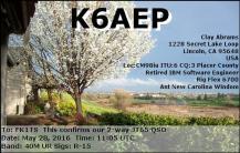 EQSL_K6AEP_20160528_110400_40M_JT65_1