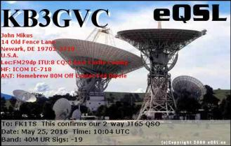 EQSL_KB3GVC_20160525_100300_40M_JT65_1