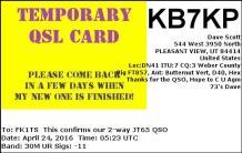 EQSL_KB7KP_20160424_053500_30M_JT65_1