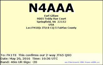 EQSL_N4AAA_20160520_103200_40M_JT65_1