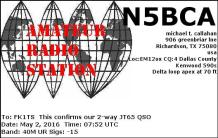EQSL_N5BCA_20160502_075600_40M_JT65_1