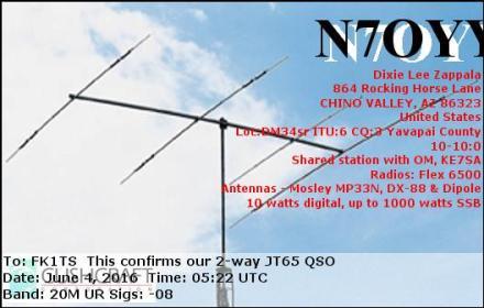 EQSL_N7OYY_20160604_052400_20M_JT65_1