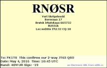 EQSL_RN0SR_20160504_104200_40M_JT65_1